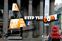 Keep The Cone - Big Cone