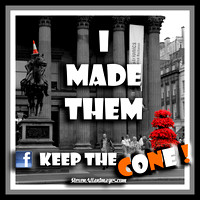 Keep the Cone - I MADE THEM